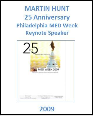 MED Week Keynote